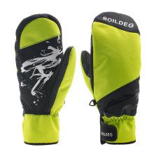 Super Qualität Silikon Druck Winter 3 MT Thinsulate Snowboard Ski Handschuhe