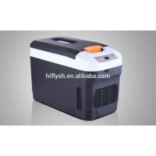 ВЧ-22Л(109) 12 В постоянного тока/220В переменного тока 55W автомобиль refrigerartor авто охлаждения кулер коробка мини портативный автомобильный холодильник(сертификат CE)