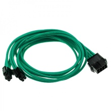 Câble d'extension CPU 8Pin EPS Connector (vert)