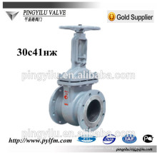 hot sale gate valve with gost certificate Z41H-16C\25\40\64