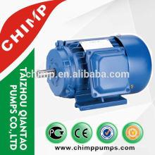 La serie CHIMP Y2 de 4 polos usa un motor trifásico de inducción de CA.