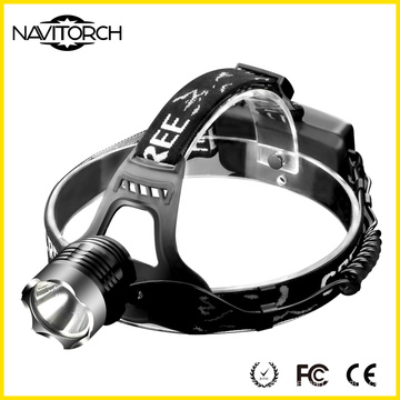 Aluminium Outdoor Working LED Headlamp (NK-308)