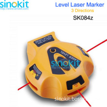Level Laser Marker can emit 3 Laser Beams  SK084z