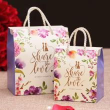 Süßigkeitsverpackungspapier-Hochzeitsbevorzugungskasten