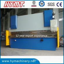 Freno de prensa hidráulica tipo Wc6d7y-100X2500 Nc