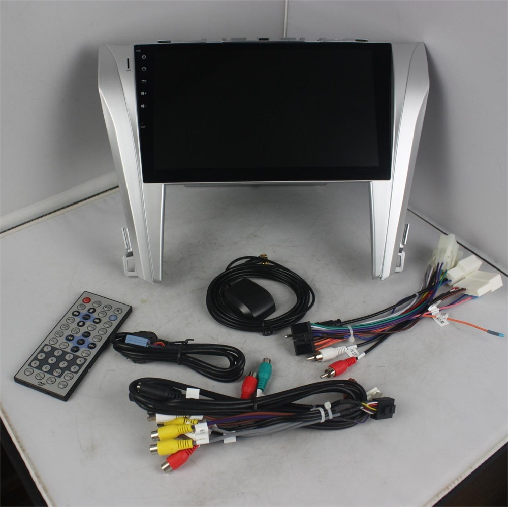 10.1 inch deckless Toyota Camry 2015 car DVD