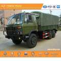 Dongfeng 160hp Euro2 6X6 troop carrier