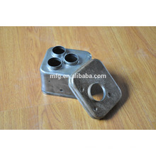 OEM piezas de maquinaria de aleación de metal de dibujo profundo