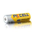 PKCELL marke 18650 3,7 V lithium-ionen batterien 2600 mah E-zigarette batterie LR03 alkaline batterie AAA 1,5 v batterien