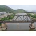 Steel Structure Truss Metal Bridge With Beautiful Design