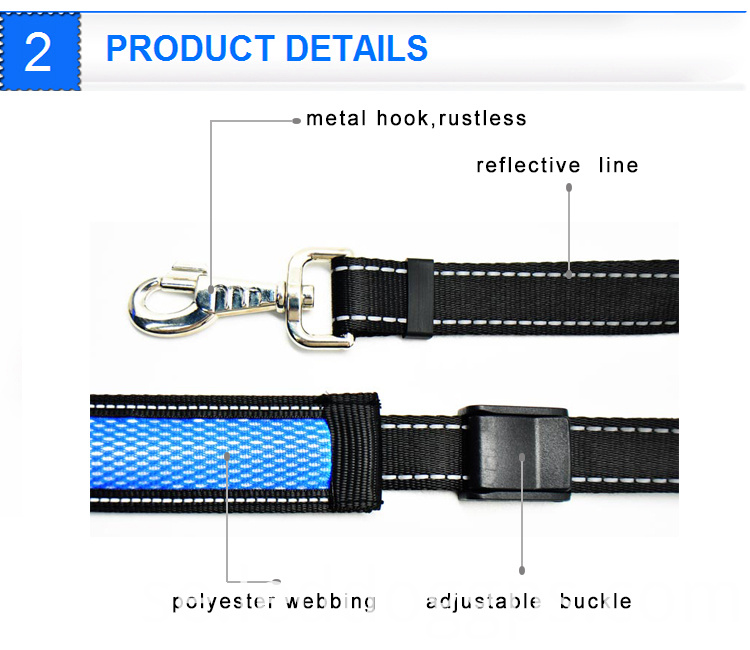 Dog Leash With Light