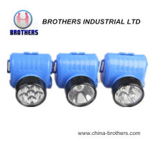 LED Plastic Rechargeable Headlamp (BH-327)
