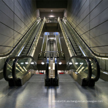 Escaleras mecánicas con transmisión Vvvf para tráfico público 30/35 Grado