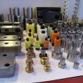 Composants de moulage par injection 1.2767 Tampon dateur Datumsteller