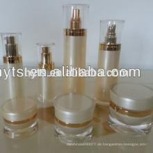 Leere Acryl Lotion Flasche für Kosmetikverpackungen