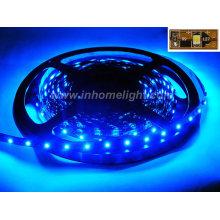 Blau 3528/5050 geführtes flexibles Streifen CE & ROHS genehmigt