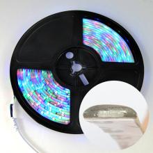 Flexible DC12V LED Strip Blanc RGB étanche à l'éclairage de Noël