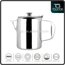Classic specification style stainless steel cold Water Kettle with best price