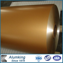 Pre-Painted Aluminum Coil for Wall Panel