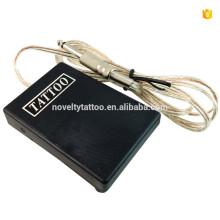 N1007-12 pédale de tatouage professionnelle commutée pour machine à tatouer