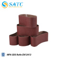 high quality abrasive flexible diamond sanding belt for glass and metal grinding