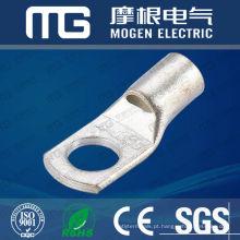 Terminais de conexão de cobre JGK estanhado Ring tipo de cabo de alimentação terminais Lug