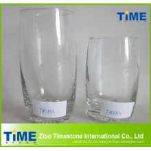 Vaso de beber de vidrio