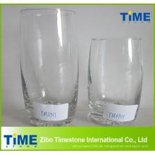 Glas Trinkbecher