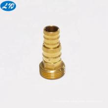 Custom production precision cnc turning precision brass parts