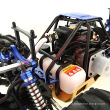 2.4G Gas Powered RC carro de alta velocidade de gás hobby carro