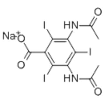 Diatrizoate sodium CAS 737-31-5