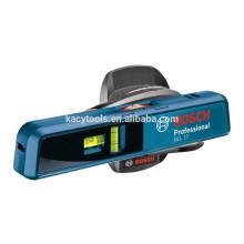 Ponto de Combinação e Nível de Linha Laser