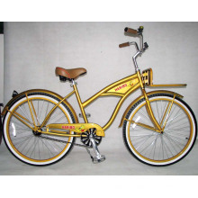 "Bicicleta de crucero Lady City Bike Beach de 26 ""(FP-BCB-C030)"