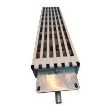 A4 Paper Making Machine Wire SectionCeramic Low Suction Boxes/Paper Machine Forming Section Dewatering Elements