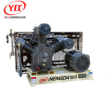 210CFM 580PSI Hengda high pressure 12 volt mini air compressor