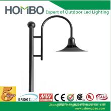 Высокое качество супер яркий светодиодный сад света 30w ~ 60w IP65 Алюминиевый светодиодный сад лампа привело открытый свет парка 5 лет гарантии