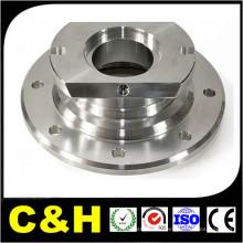 Piezas calientes de la máquina del CNC de la fibra del metal / del plástico / de carbono de la venta