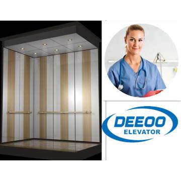 Safety No Noise Patient Bed Hospita Lpassenger Elevator