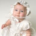 Девочка Крещение платье белого кружева Принцесса детские платья для формальный повод платье для ребенка парадном облачении