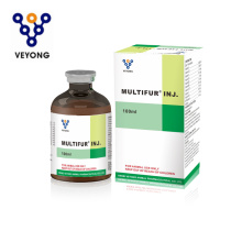 Poultry Mineral Supplement Multivitamin Injection