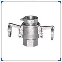 AISI 304/304L ANSI B16.11 Stainless Steel Camlock Coupling