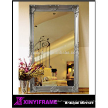Noble Classic Style Decoration Mirror Wood Frame bathroom mirror