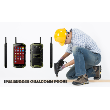 IP68 Chropowaty telefon Qualcomm