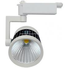 30w pendant lighting for high ceilings 2200LM ac85-265v ra 80 lifespan 50000h COB LED track light