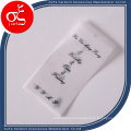 Factory Price Parchment Paper Hang Tag/Colored Transparent Tracing Paper Tag