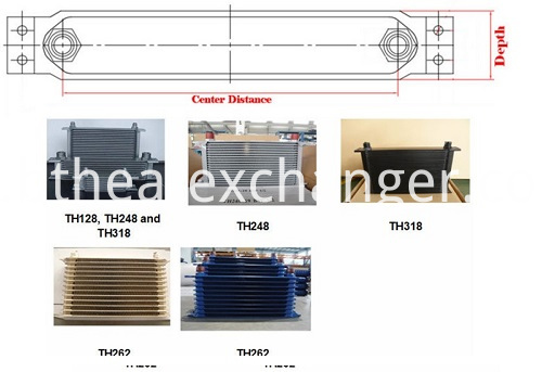 Auto Coolers Th Series