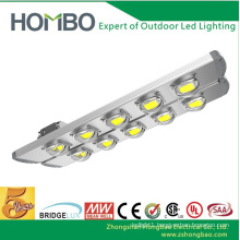 High quality 240W~300W Super White LED Street Light Aluminum COB LED lights