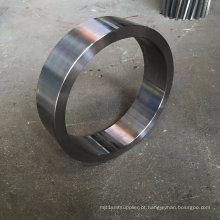 Fabricação de anel forjado de acordo com desenhos