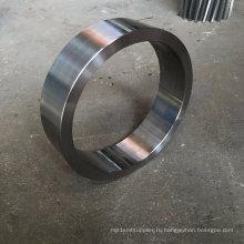 Изготовление кованого кольца согласно чертежам