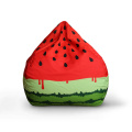 Indoor kids sofa watermelon shaped bean bag